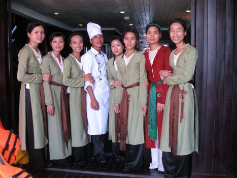 Bhaya Cruise-Crew Team
