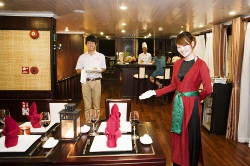 Bhaya Cruise-Luxury Restaurant